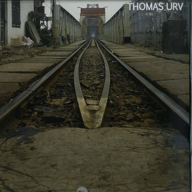 Thomas Urv - KAMBODSJA WORK EP