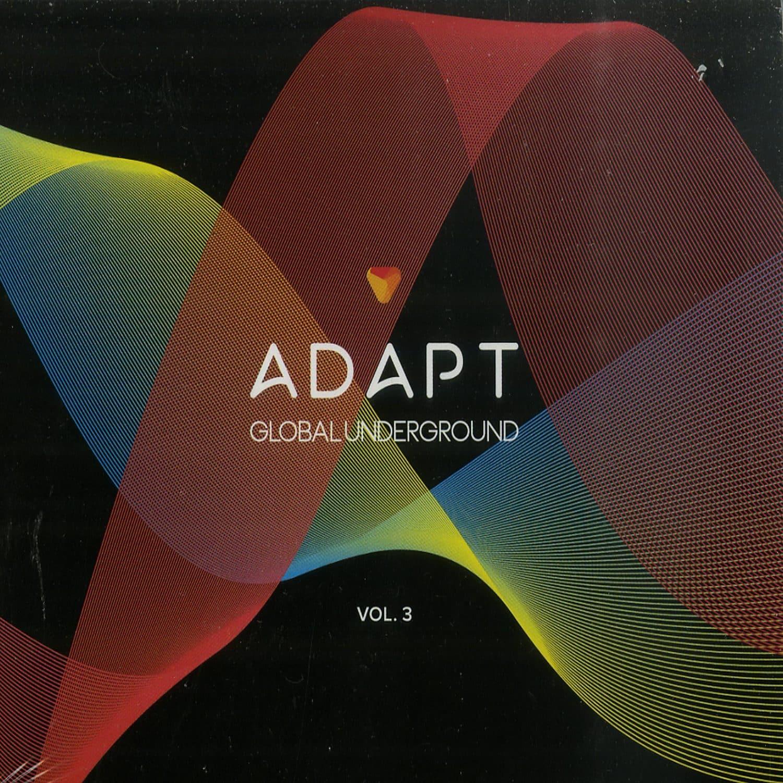 Various - GLOBAL UNDERGROUND:ADAPT #3