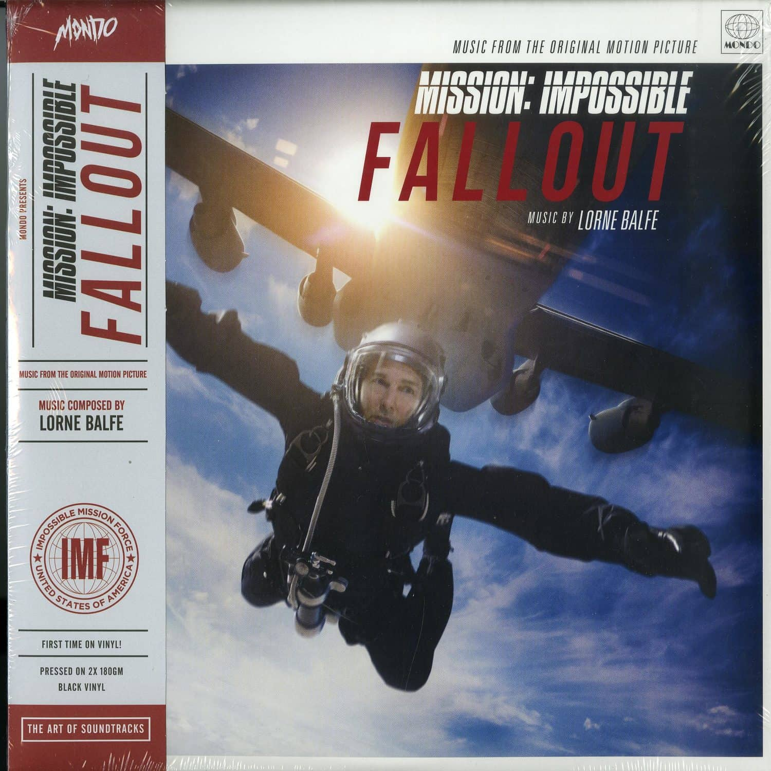 Lorne Balfe - MISSION: IMPOSSIBLE - FALLOUT - O.S.T.