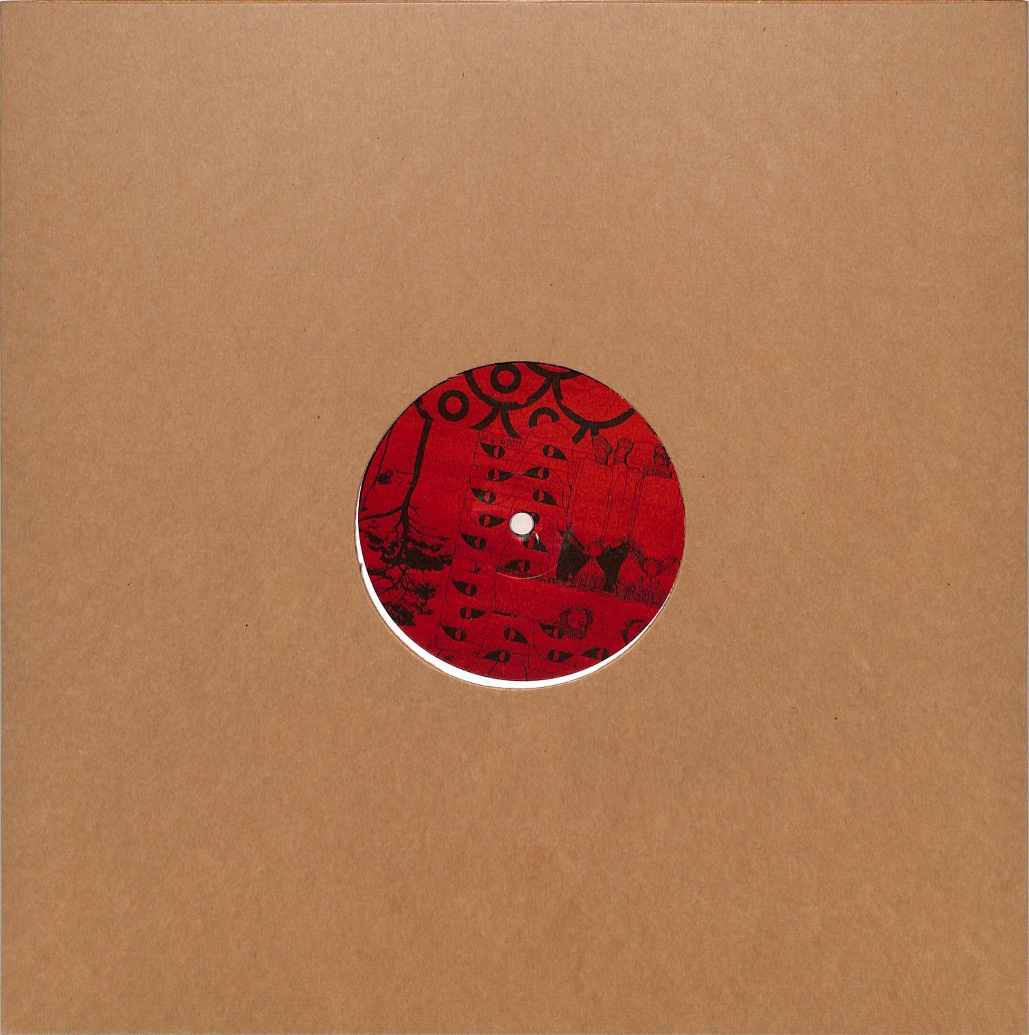 Apua & Philipp Boss - PALMENHOUZE EP