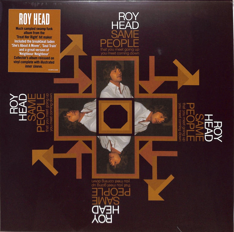 Roy Head - SAME PEOPLE