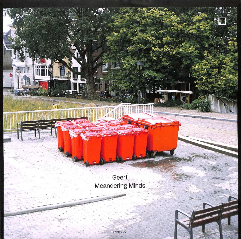 Geert - MEANDERING MINDS