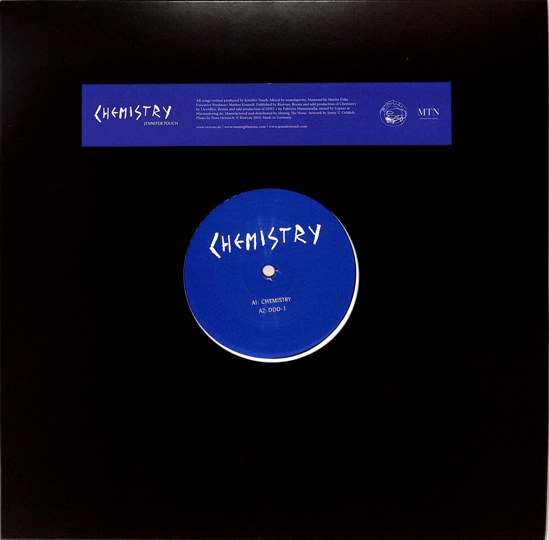 Jennifer Touch - CHEMISTRY EP