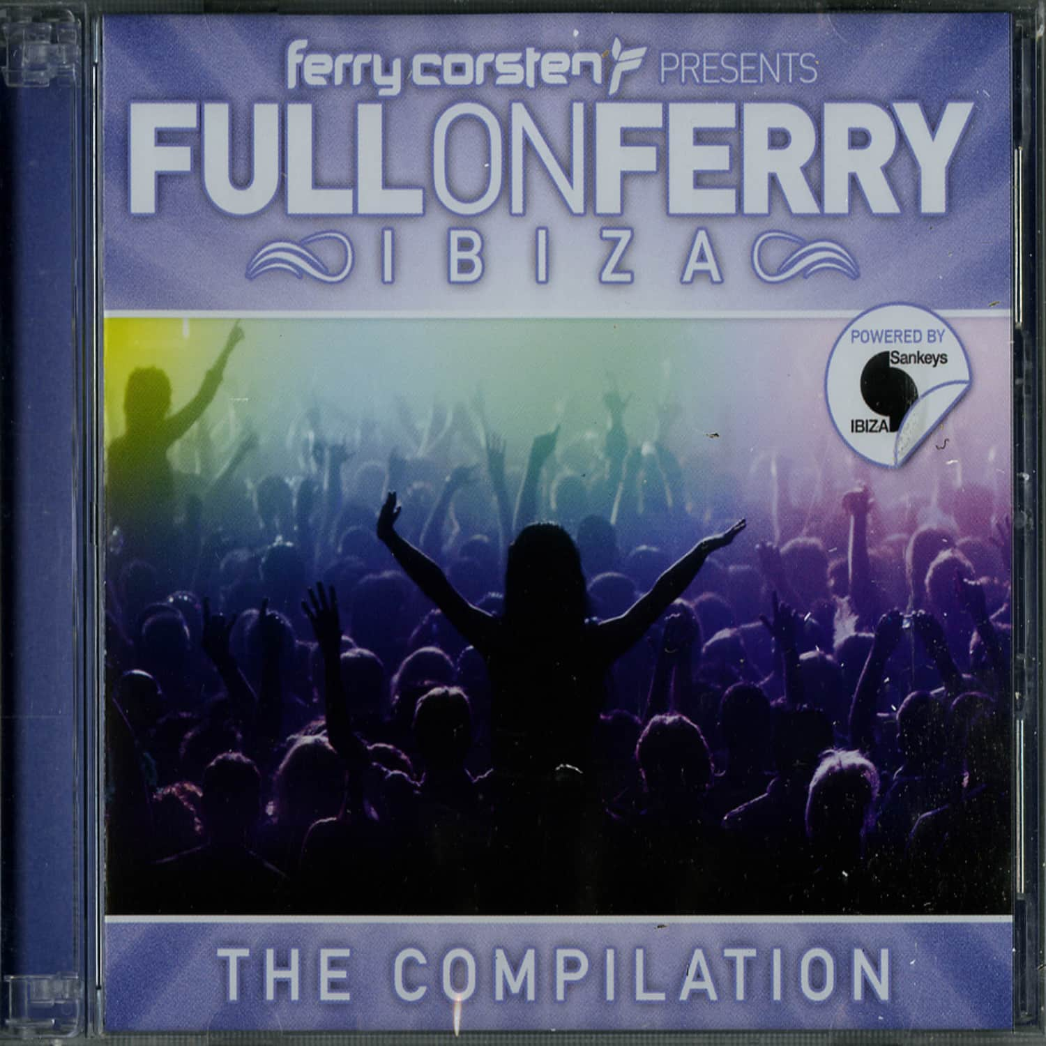 Ferry Corsten - FULL ON FERRY - IBIZA