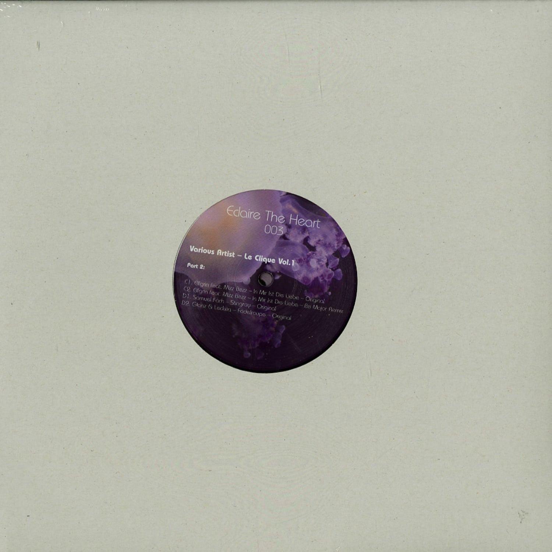Various Artists - LE CLIQUE VOL.1