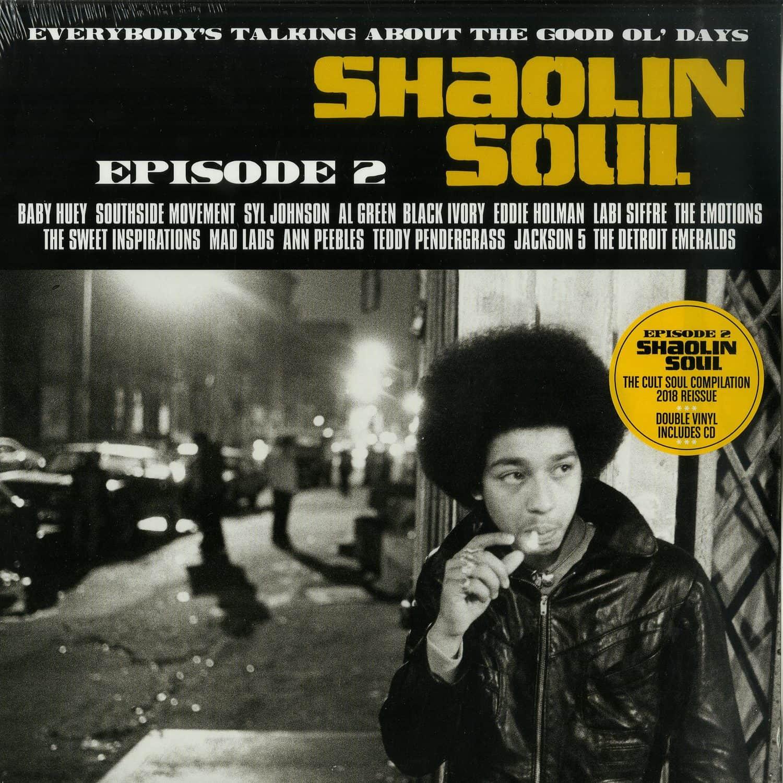 Various Artists - SHAOLIN SOUL EPISODE 2