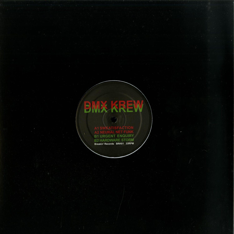 DMX Krew - SWEATISFACTION
