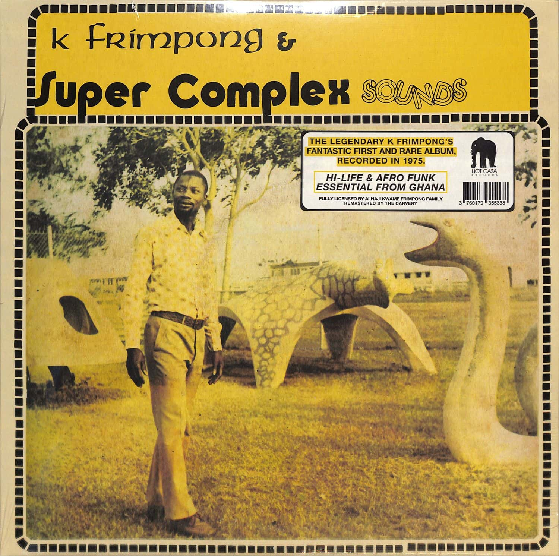 K. Frimpong & Super Complex Sounds - AHYEWA SPECIAL