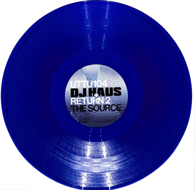 DJ Haus - RETURN 2 THE SOURCE EP