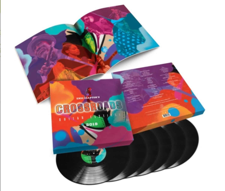 Various Artists - ERIC CLAPTONS CROSSROADS GUITAR FESTIVAL 2019