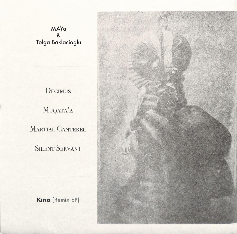 MAYa & Tolga Baklacioglu - KINA REMIX EP
