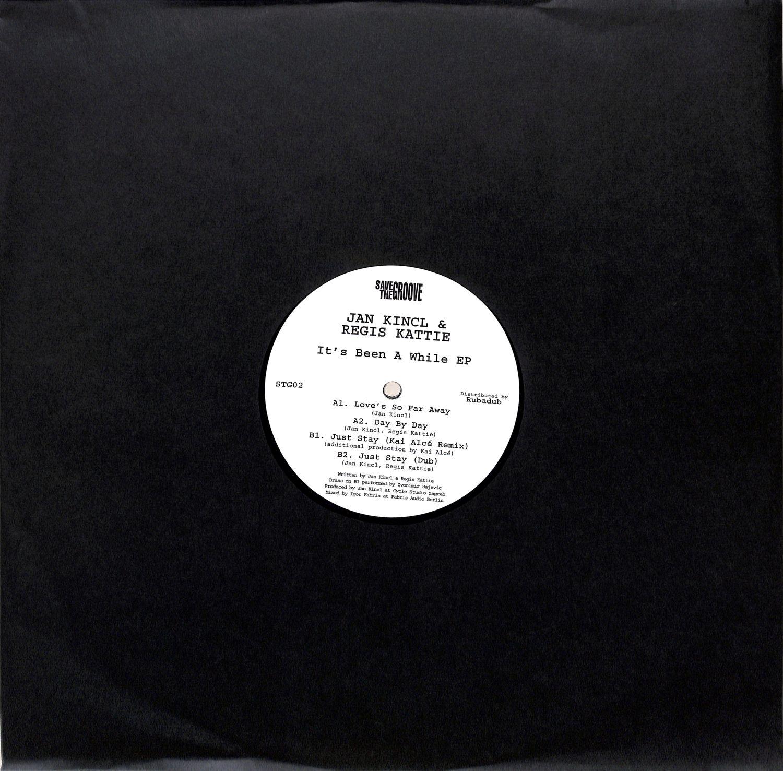 Jan Kincl & Regis Kattie - ITS BEEN A WHILE EP