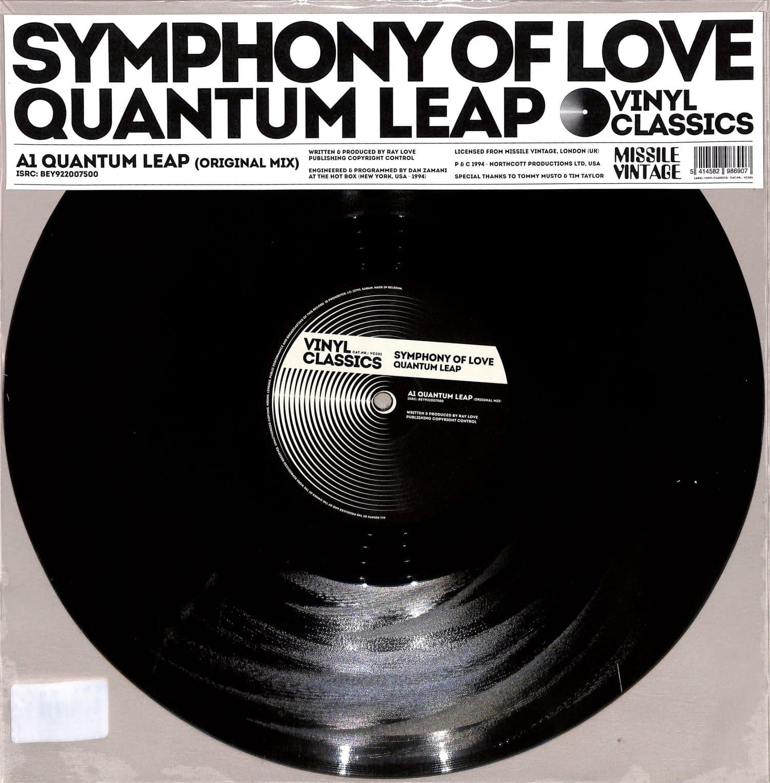 Symphony of Love - QUANTUM LEAP