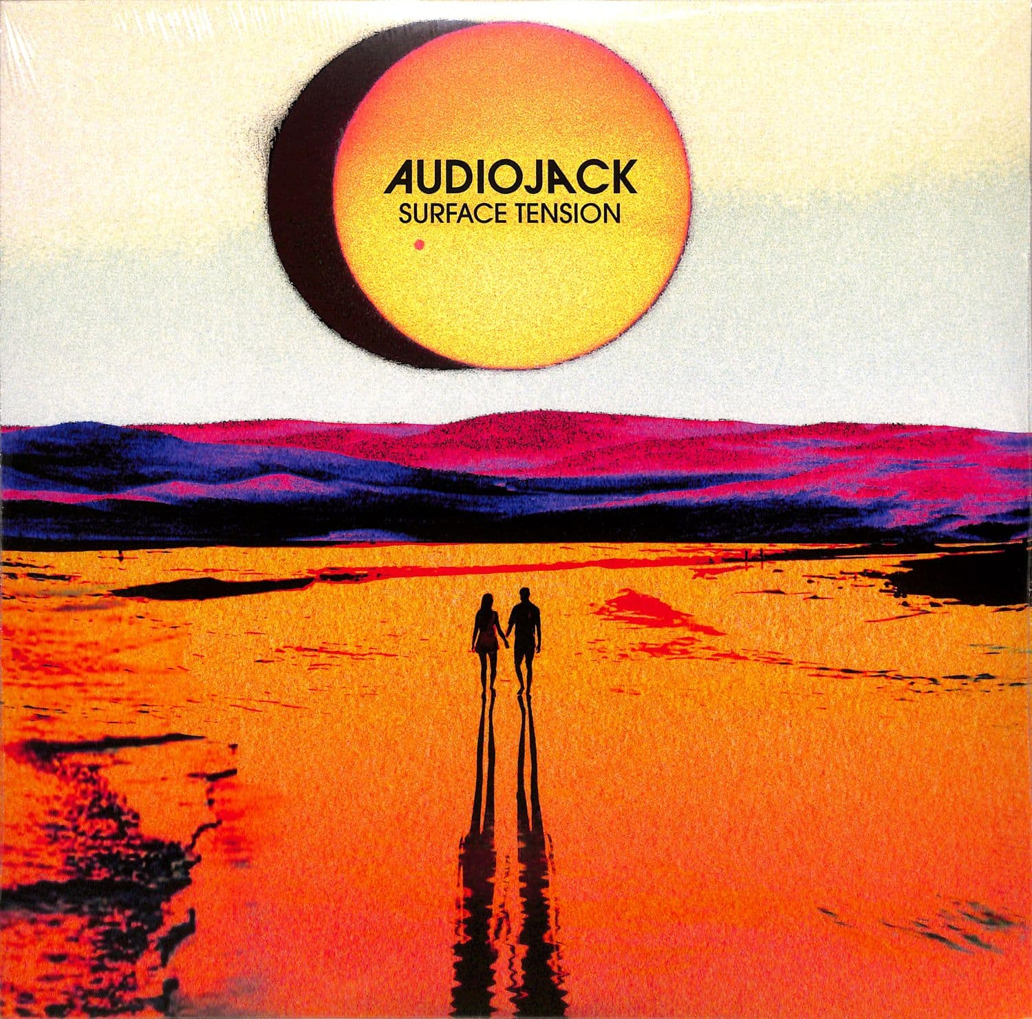 Audiojack - SURFACE TENSION