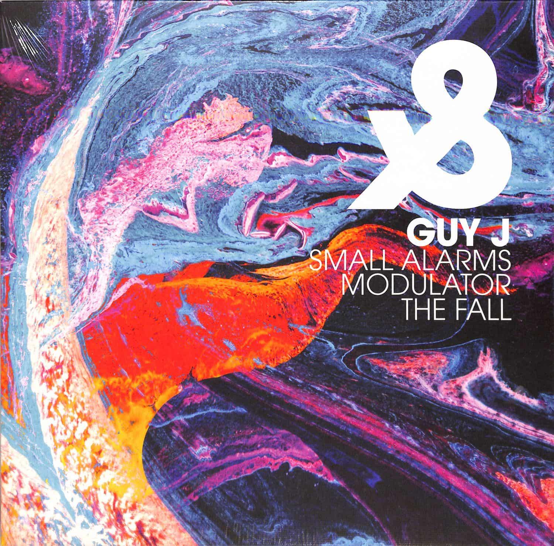 Guy J - SMALL ALARMS / MODULATOR / THE FALL
