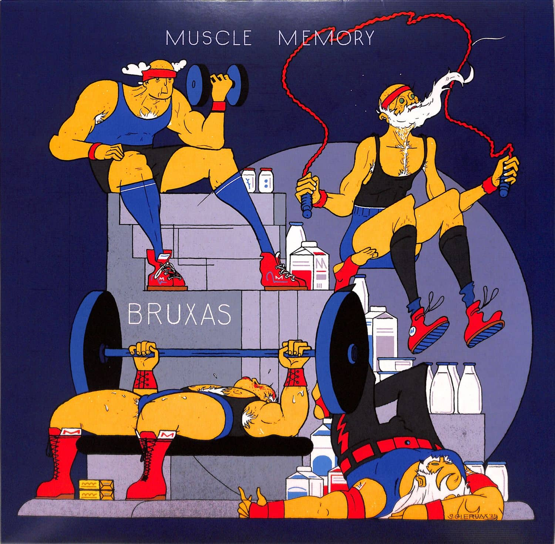 Bruxas - MUSCLE MEMORY LP