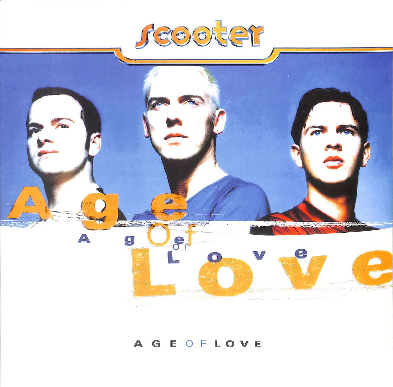 Scooter - AGE OF LOVE