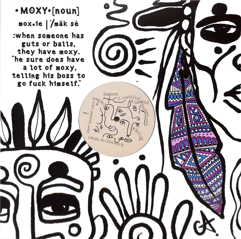 Various Artists - MOXY MUZIK EDITIONS VOL 1