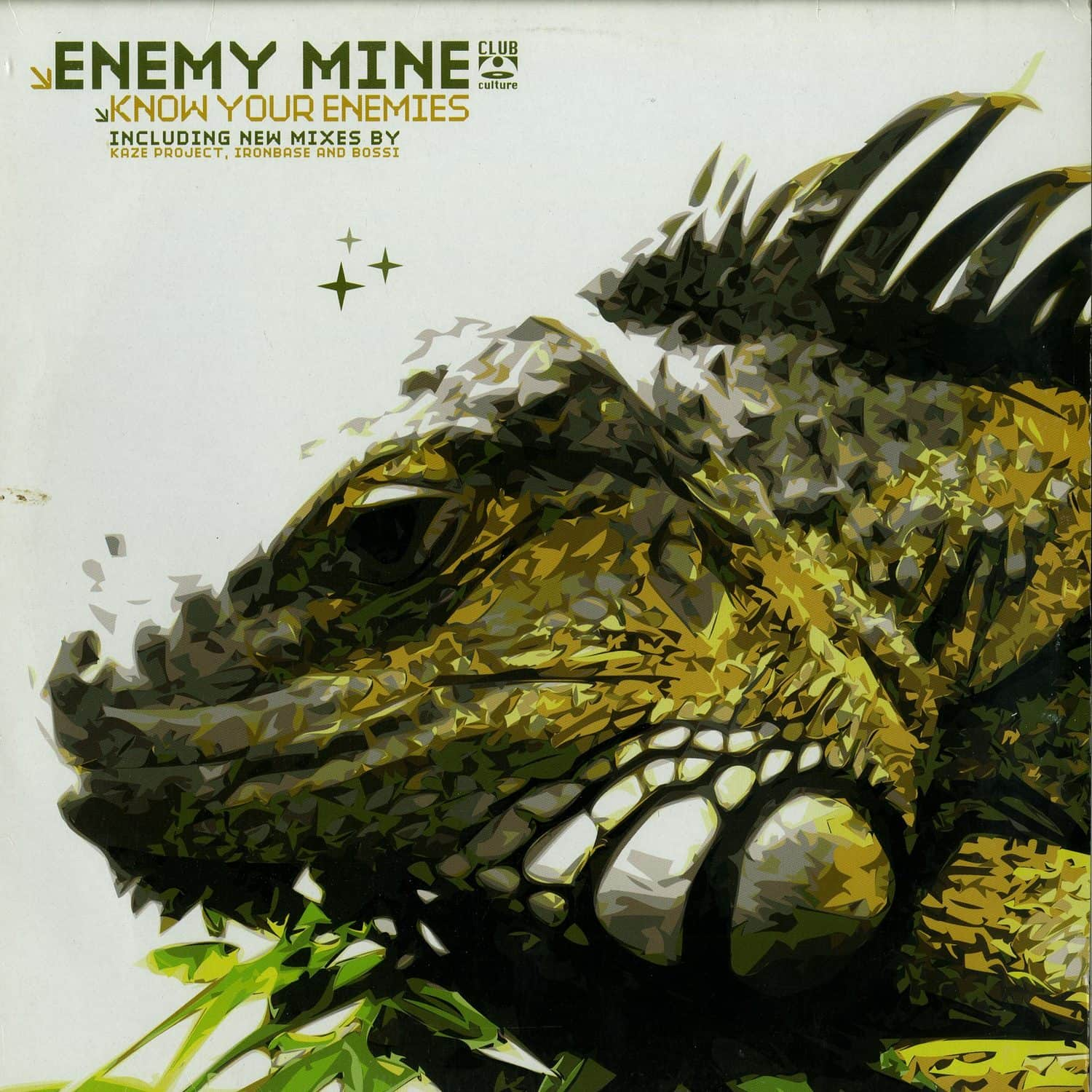 Enemy Mine - KNO WYOUR ENEMIES