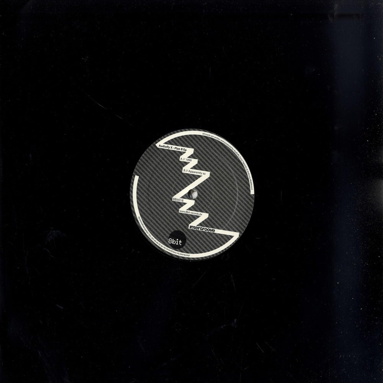 Audiofly X - PLAN B EP