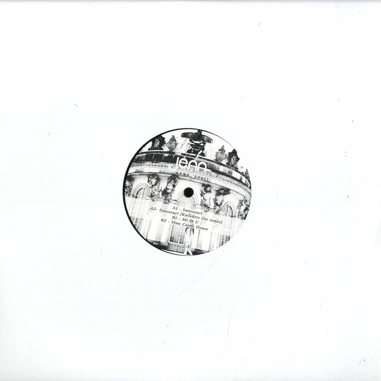 Jenn - SANSSOUCI EP