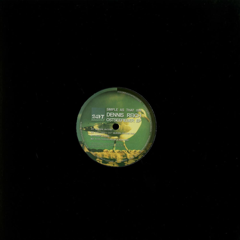 Dennis Reich - OSTSEEFIEBER EP