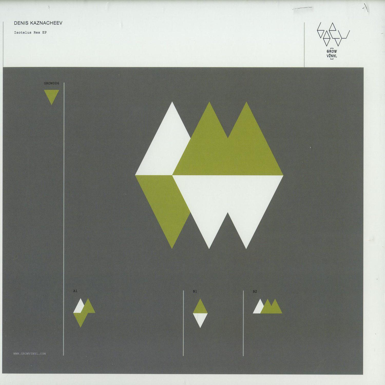Denis Kaznacheev - ISOTELUS REX
