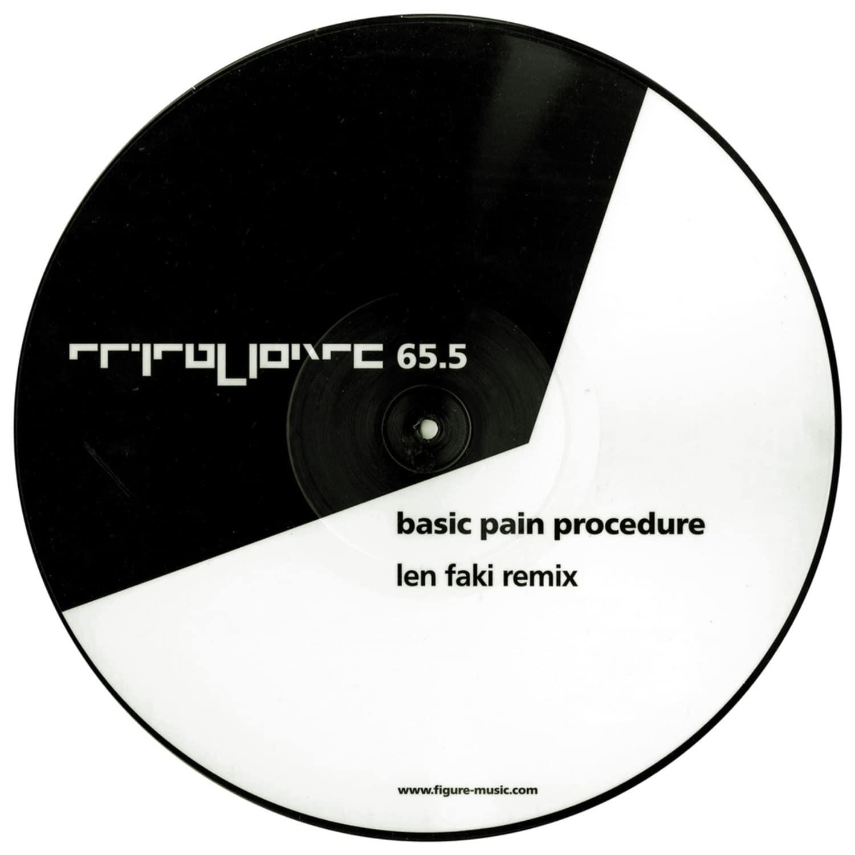 Basic Pain Procedure - BASIC PAIN PROCEDURE
