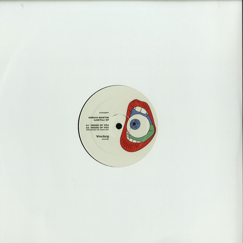 Enrico Mantini - TOGETHER EP