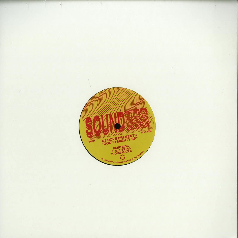 DJ Dove - GOD O MIGHTY EP