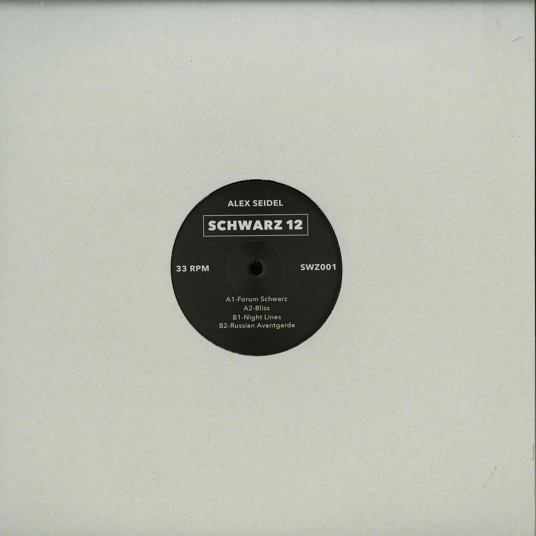 Alex Seidel - SCHWARZ 12 EP