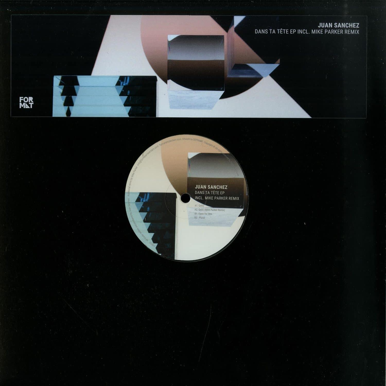 Juan Sanchez - DANS TA TETE EP