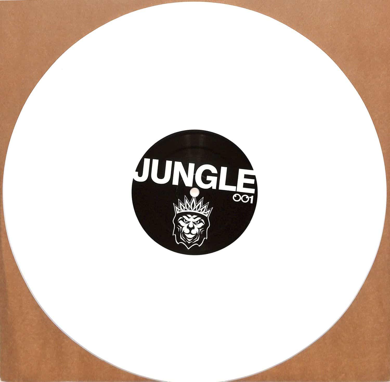 Unknown - JUNGLE RIDE EP