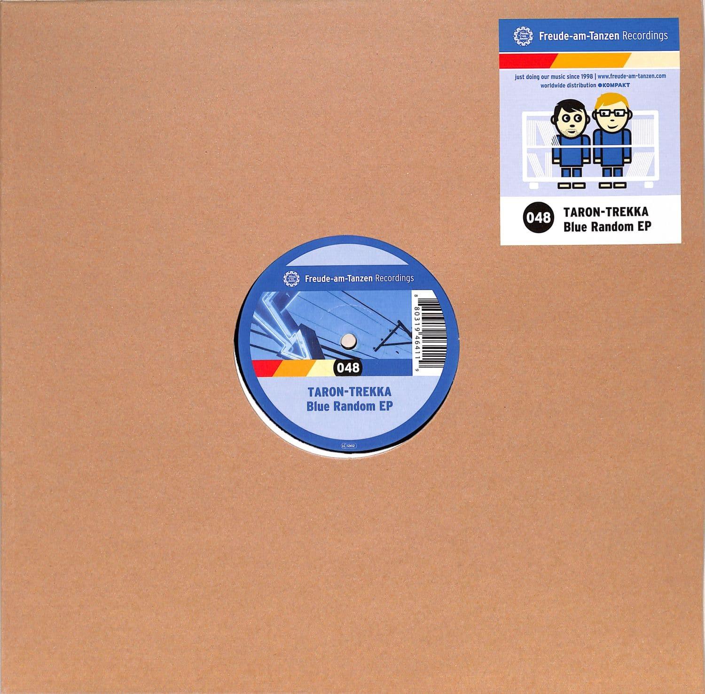 Taron-Trekka - BLUE RANDOM EP