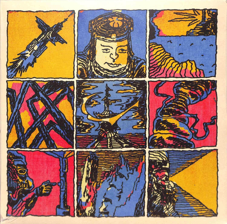 Tom Jarmey - BIRD OF OPAL EP