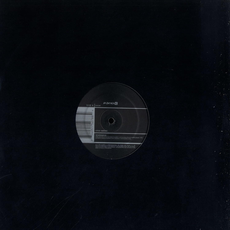 Vince Watson - RENAISSANCE EP