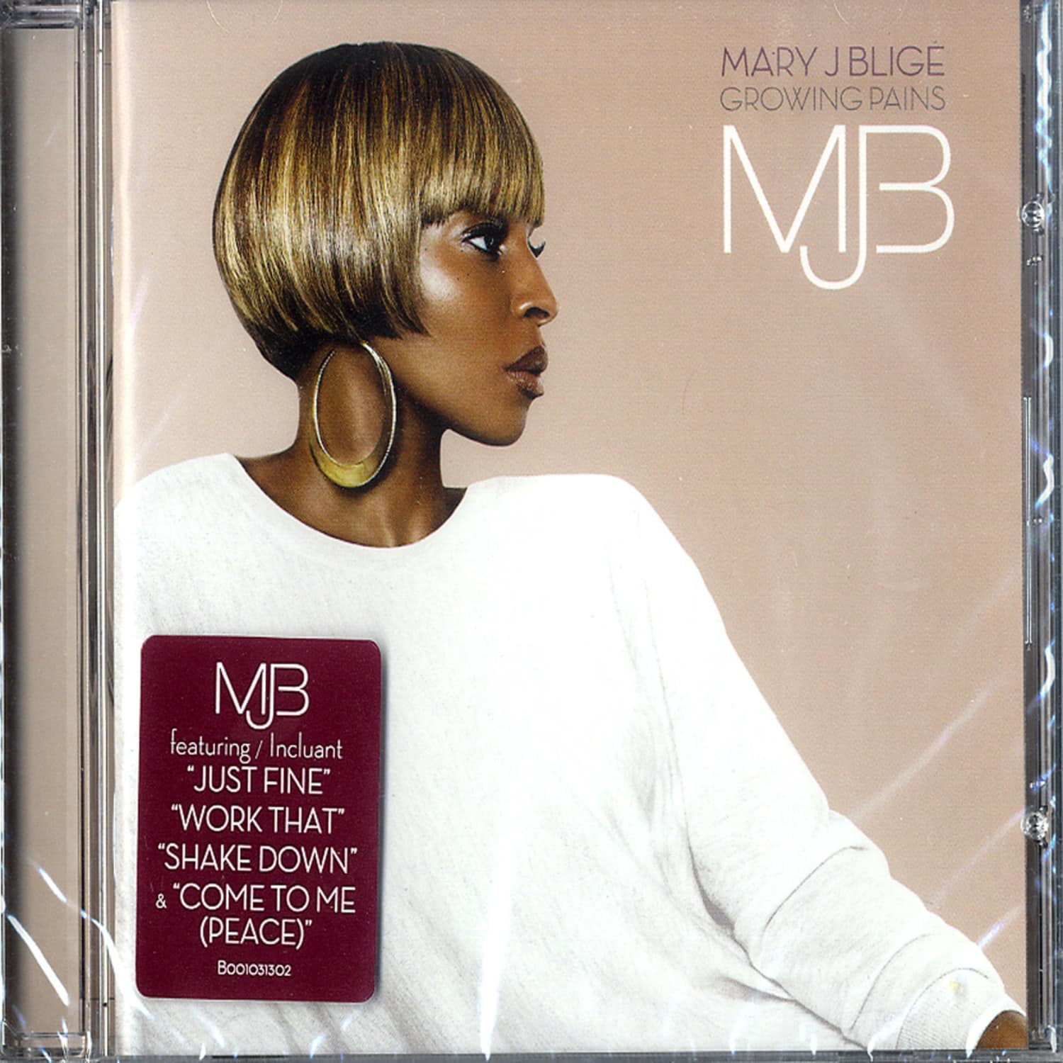 Mary J. Blige - GROWINGS PAINS