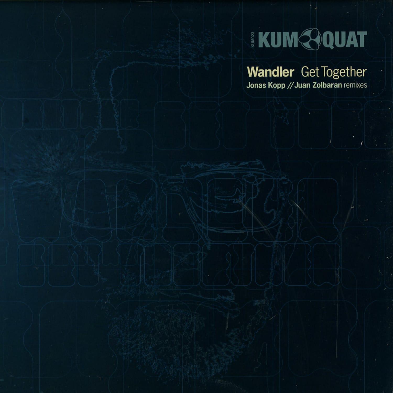 Wandler - GET TOGETHER EP