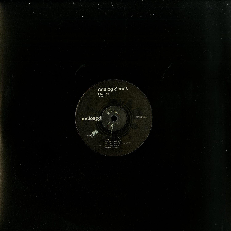 Various Artists - ANALOG SERIES 002