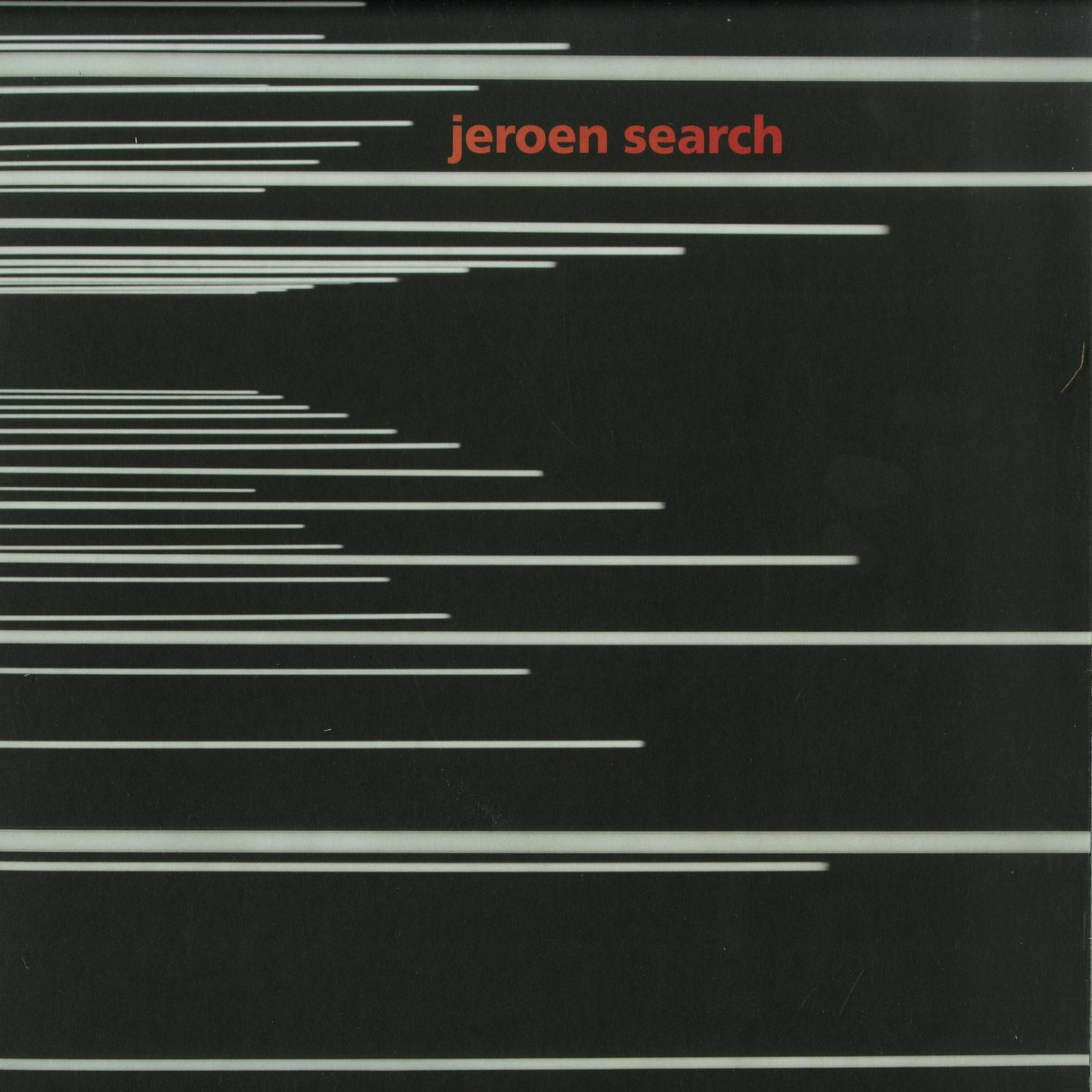 Jeroen Search - TIME SIGNATURE EP