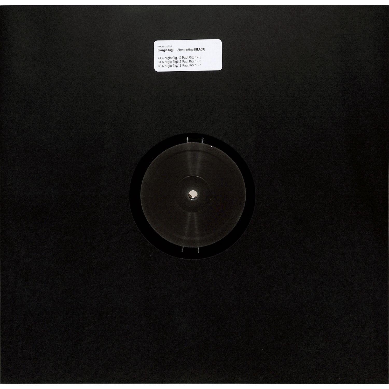 Paul Ritch & Giorgio Gigli - SHADOW NEVER SLEEP EP