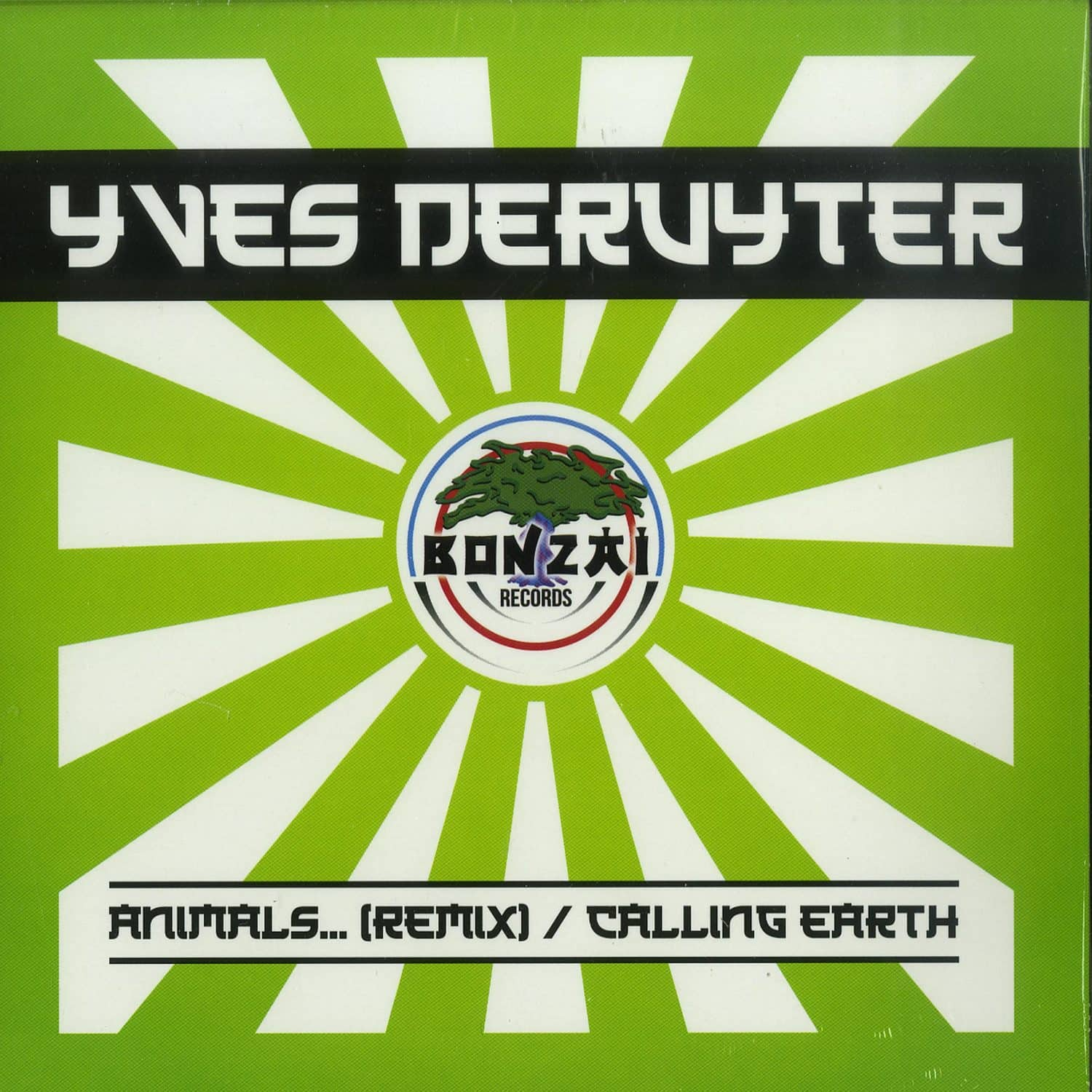 Yves Deruyter - ANIMALS ... / CALLING EARTH