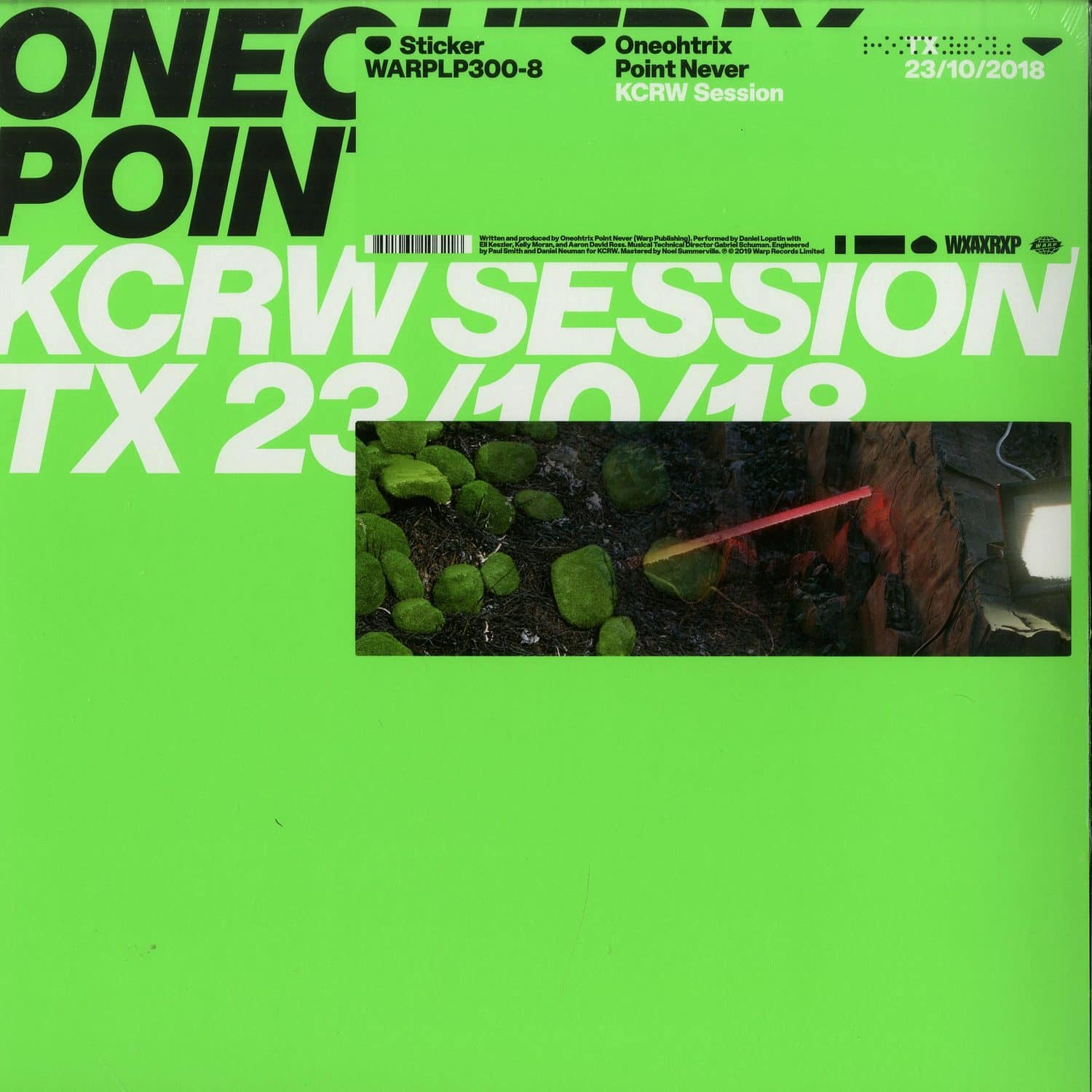 Oneohtrix Point Never - KCRW SESSION