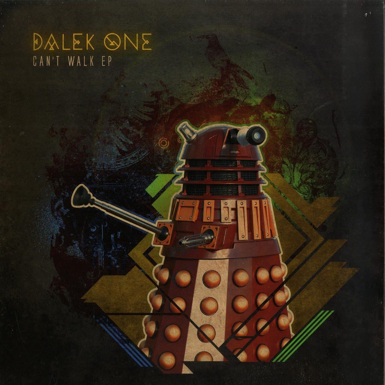 Dalek One - CANT WALK EP