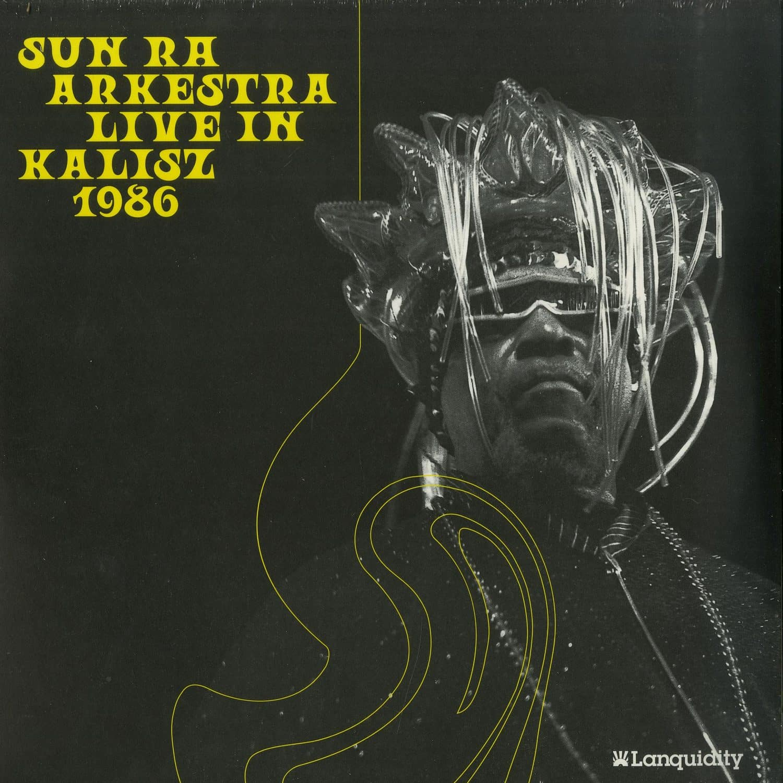 Sun Ra Arkestra - LIVE IN KALISZ 1986