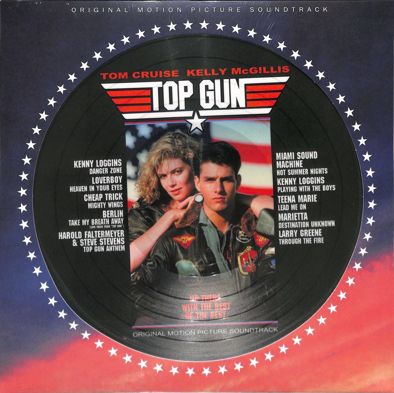Various Artists - TOP GUN O.S.T.