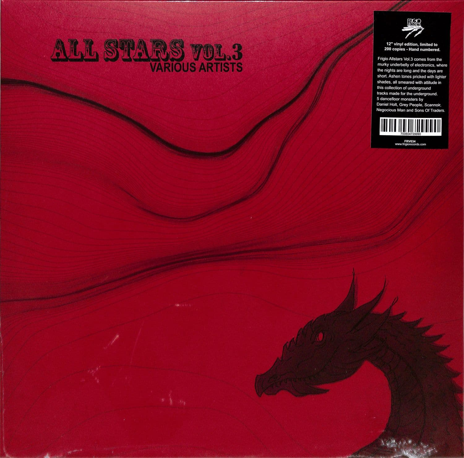 Various Artists - ALL STARS VOL.3