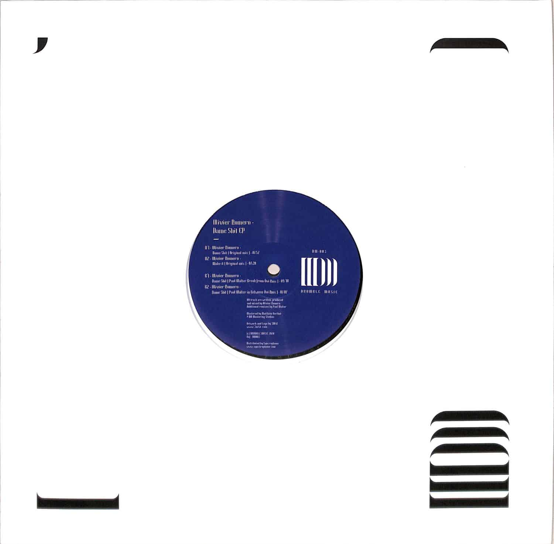 Olivier Romero - DAME SHIT EP / PAUL WALTER RMX