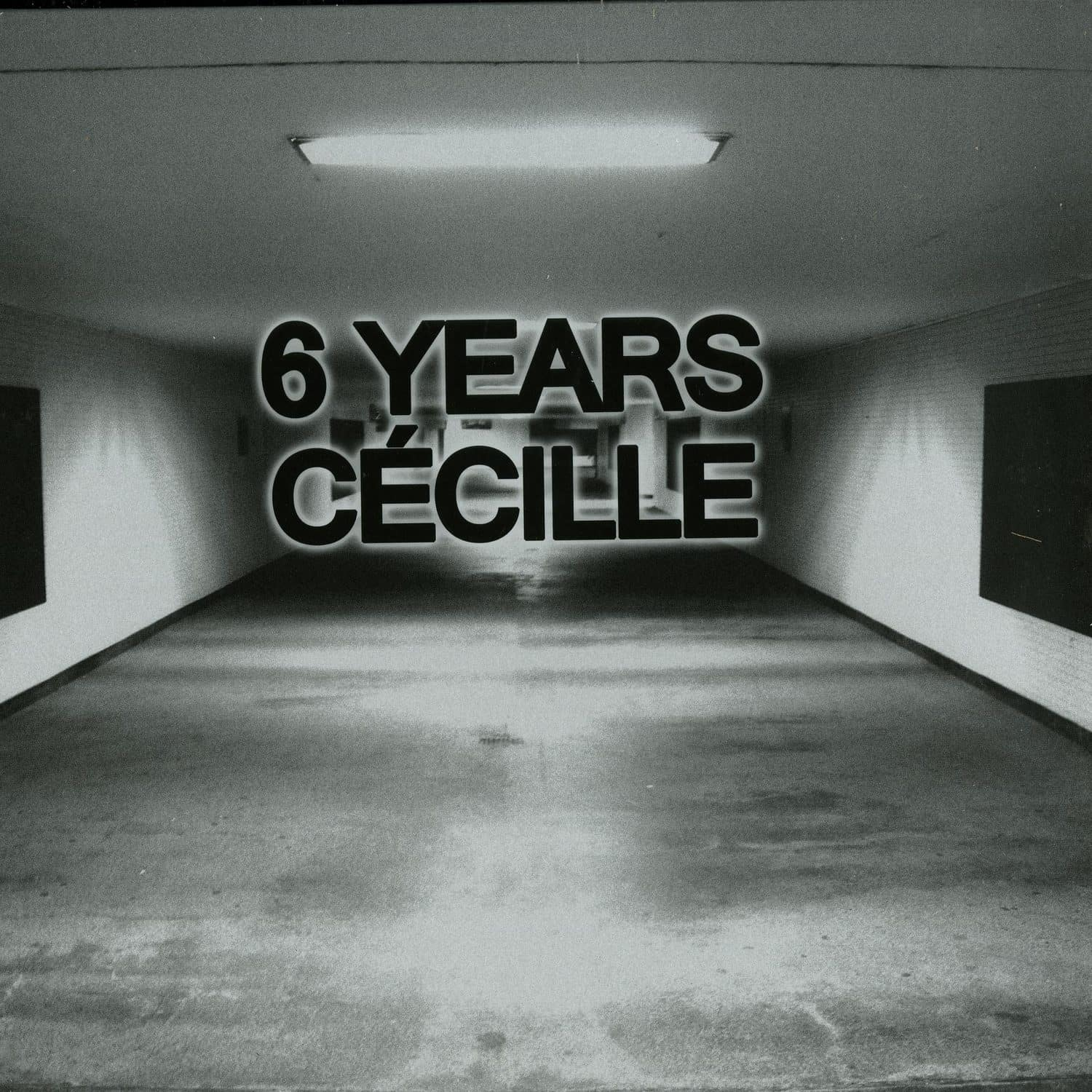 Various Artists - 6 YEARS CECILLE - 5X12 INCH LP BOX