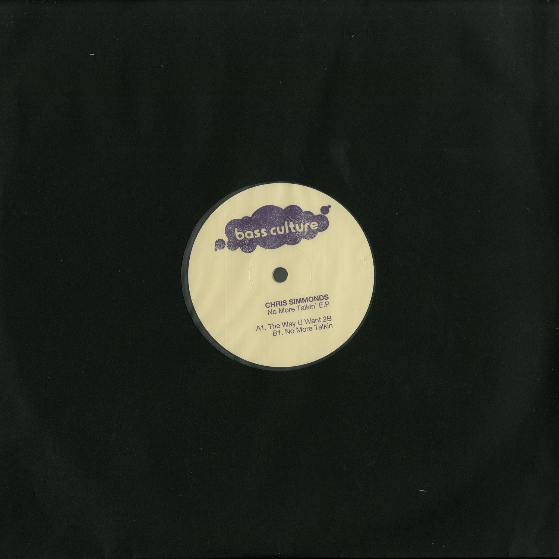 Chris Simmonds - The Way U WANT 2B EP